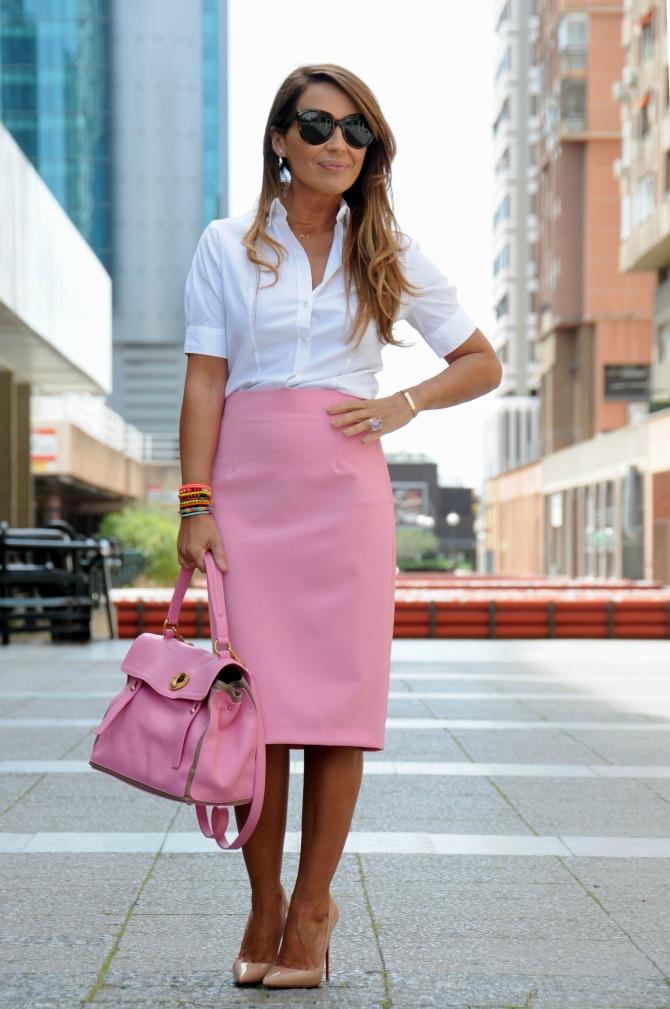 Con Dos Tacones Pink Lady