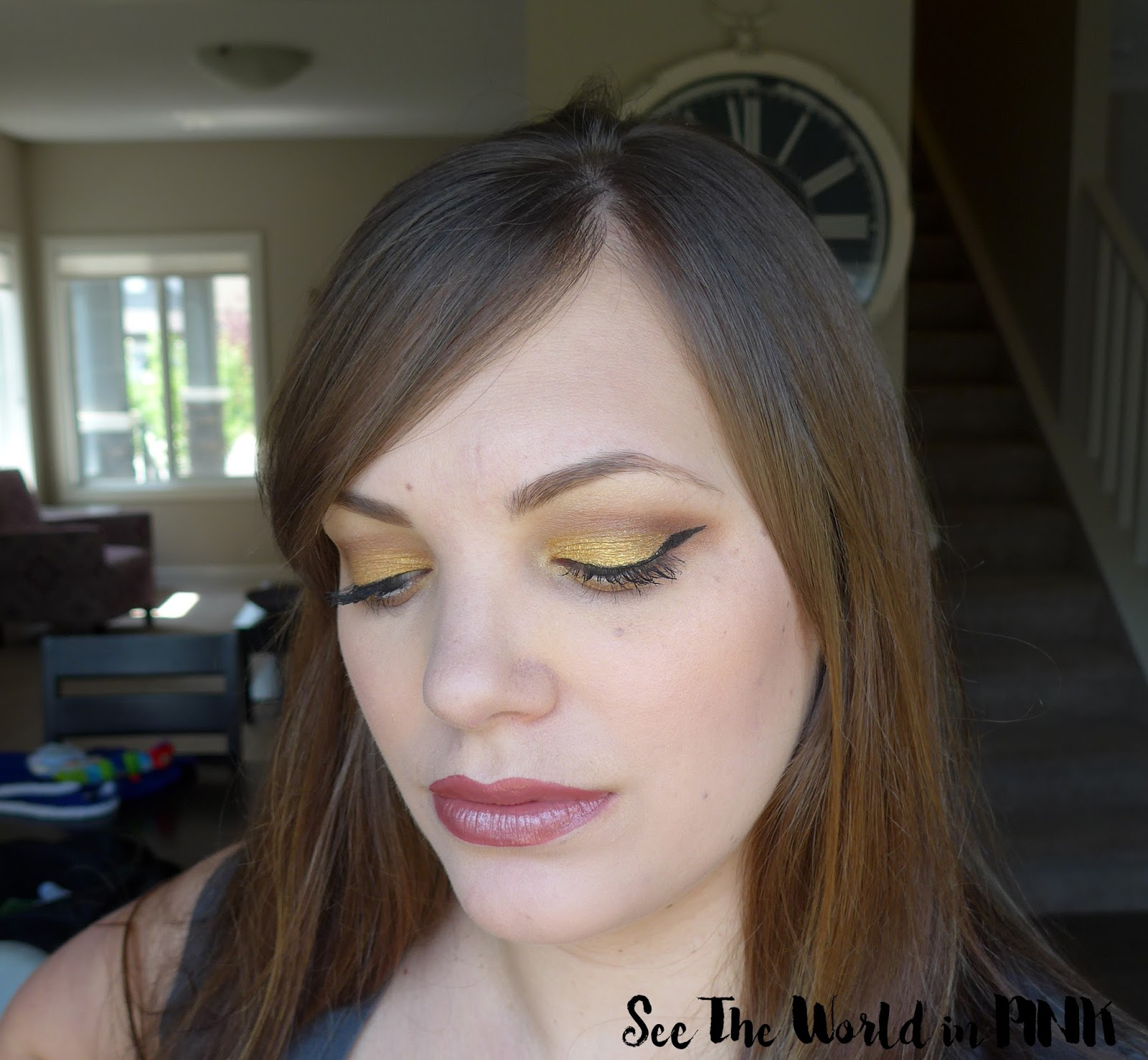 Hard Candy - Spring/Summer Makeup Collection Review, Swatches and Makeup Look!
