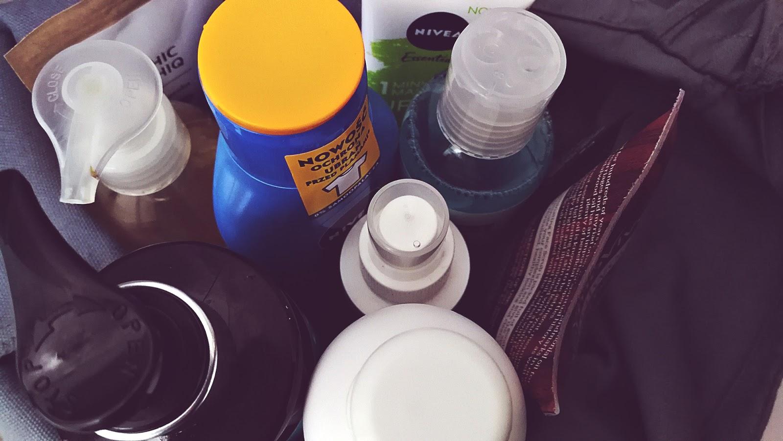 Kosmetyki z mojej półki