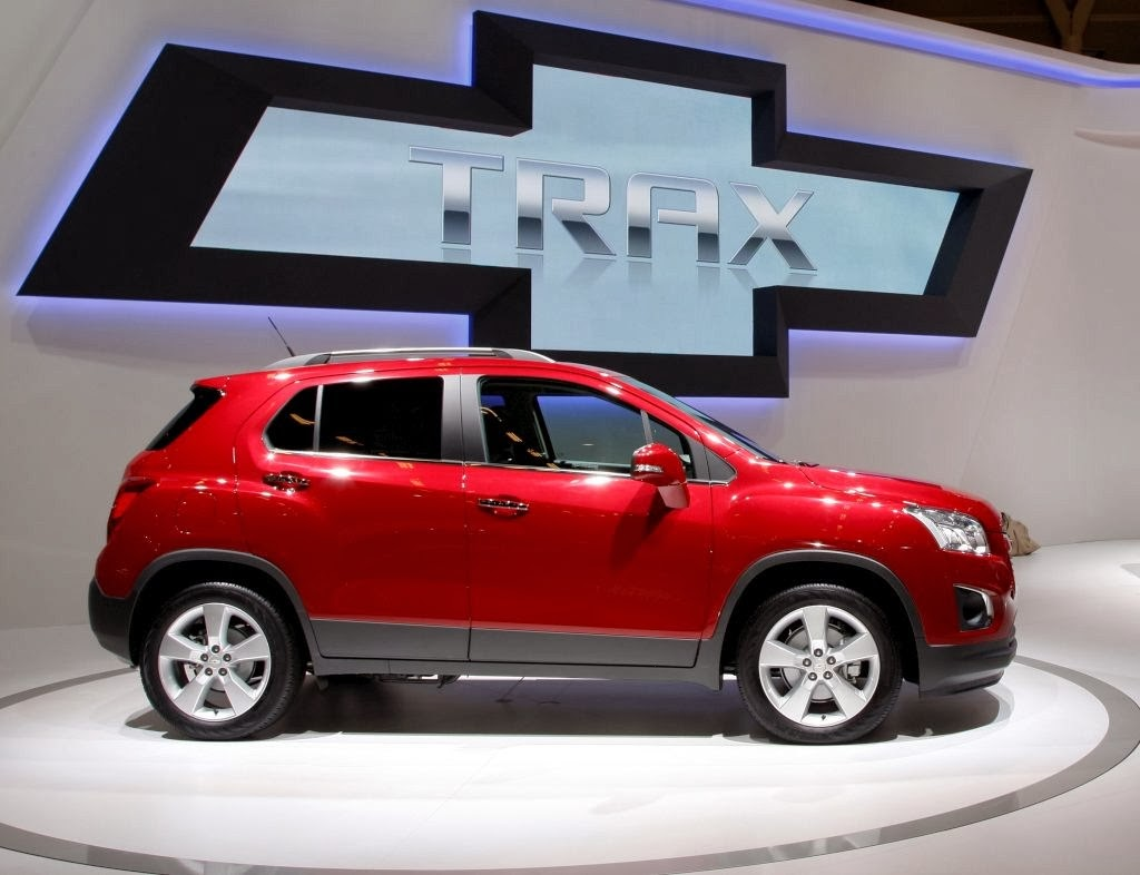 Chevrolet Trax Pictures - Best Prices Globe In The World