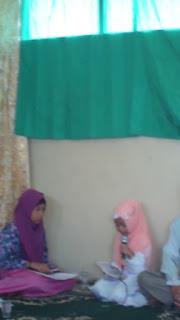 Peringatan Isra' Mi'raj Nabi Muhammad SAW di MI Al Raudlah