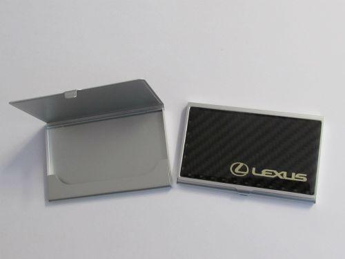 Tempat Kartu Nama Lexus Carbon
