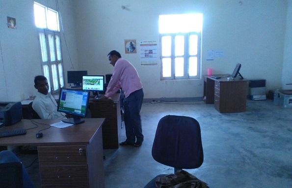 बेजीपी का विधायक नहीं बना तो वीराना हो गया पलवल जिले का एक बड़ा कार्यालय