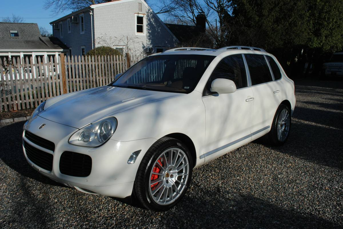 Daily Turismo: Moby Dick: 2005 Porsche Cayenne Turbo