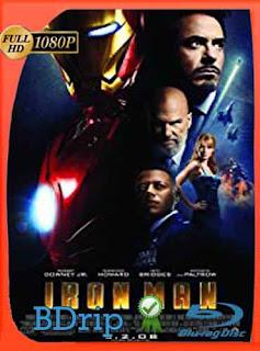 Iron Man (2008) Latino HD BDRIP 1080P [GoogleDrive] SilvestreHD