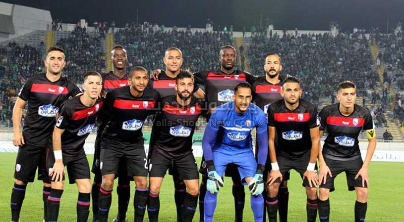 المغرب التطواني يتغلب على فريق نهضة الزمامرة في الدوري المغربي