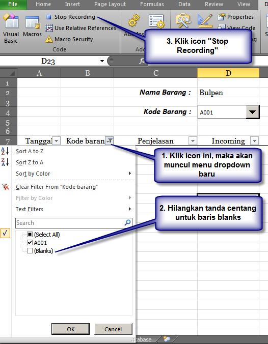 Kartu Stock Excel : kartu, stock, excel, Excel, Potion:, Kartu, Stock, Digital