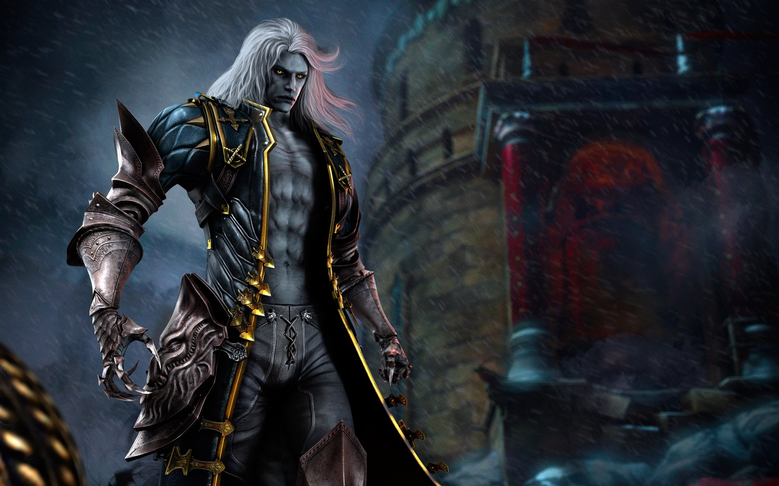 Alucard (Lords of Shadow) Gallery The Castlevania Wiki