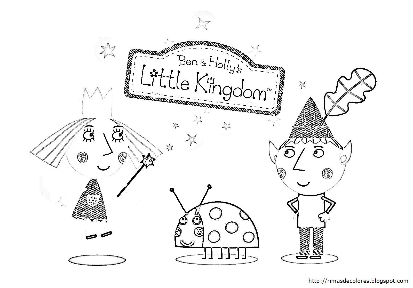 Blog de los nios: El Pequeo Reino de Ben y Holly