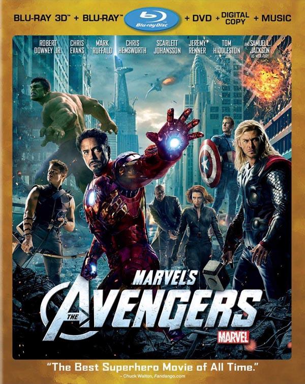 The Avengers (2012) BluRay 1080p 5 1Ch 2 1GB MKV | Ovabi