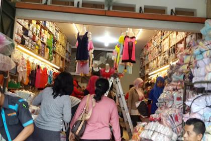 Lowongan Kerja Toko Grosir Pasar Tengah