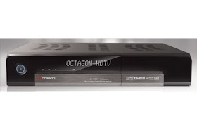 OCTAGON SX88 + OPTIMA H 265 HD S2 + IP Review