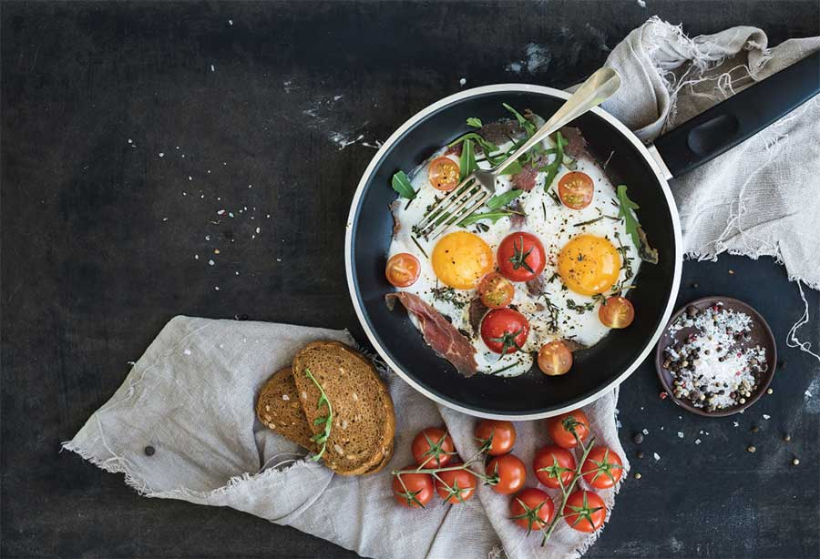 افضل وصفات للفطور الصحي الصباحي المتكامل بالصور