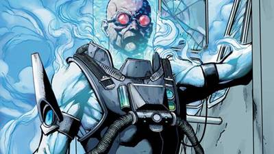Mr Freeze musuh terkuat batman