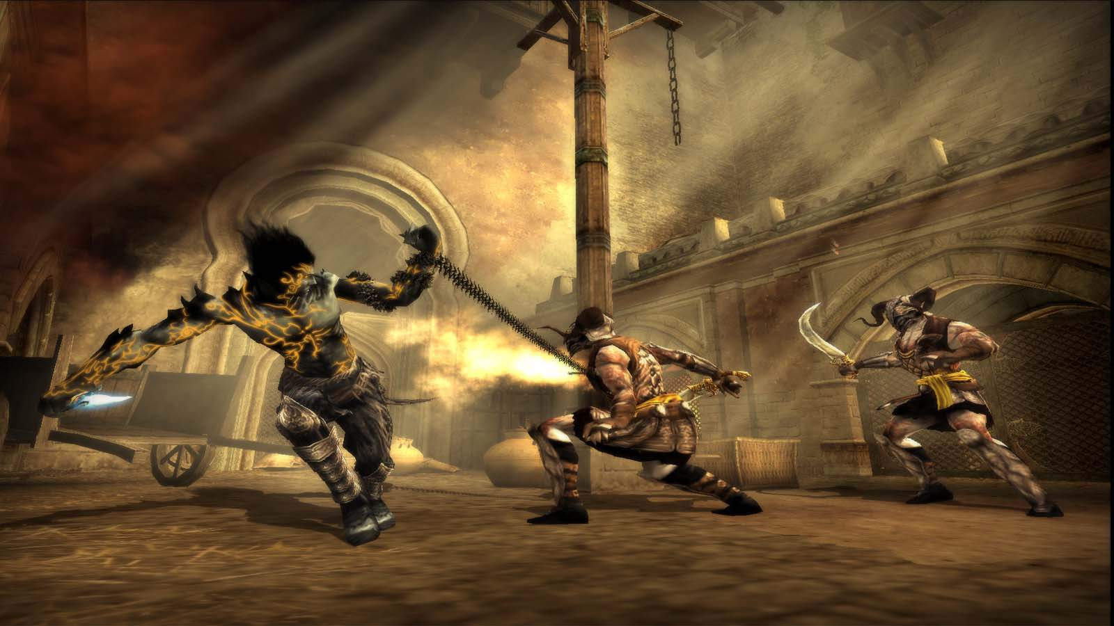 تحميل لعبة Prince Of Persia 3 مضغوطة برابط واحد مباشر كاملة مجانا
