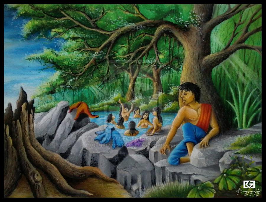 Cerita Rakyat Toraja POLOPADANG