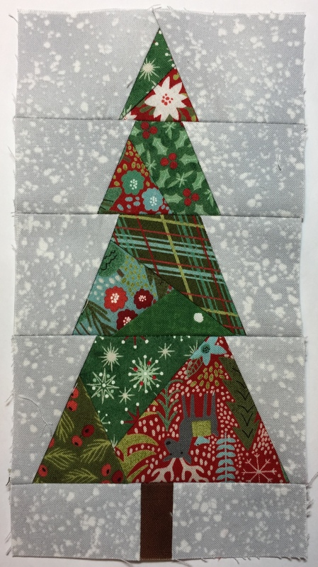 Stitching With 2 Strings Paper Foundation Piecing The Basics