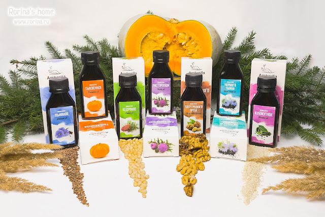 Натуральные масла холодного отжима: отзывы