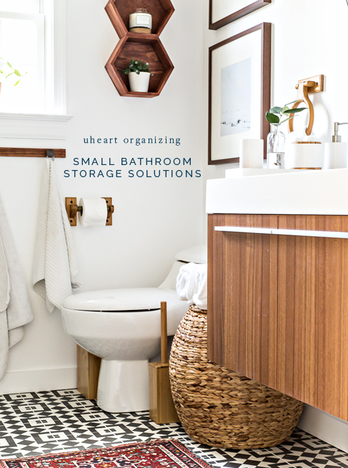 about a month ago i revealed my guest bathroom makeover and i was overwhelmed with the wonderful response i received from readers and the features on
