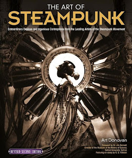 Review - The Art of Steampunk, Revised Second Edition