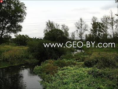 Река Гольшанка