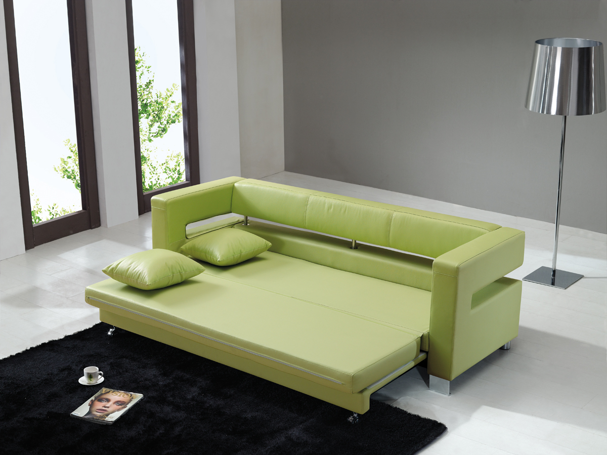 sleeper sofa bed beds with sunbrella fabric click clack chair modern leather
