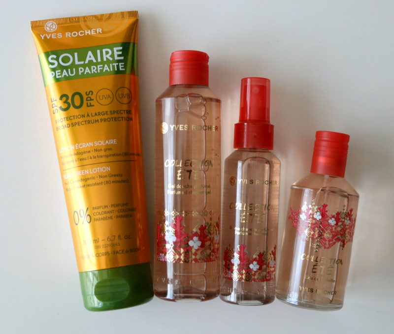 Yves Rocher Solaire Peau Parfaite Chic Bohemian Summer Collection