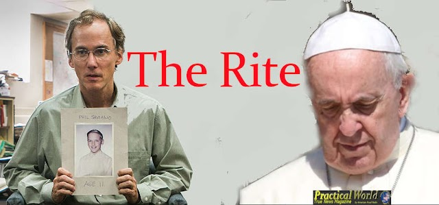 | #Sex and #Childhood | The Rite :  Survivors  of clergy #sex abuse vs Vatican !