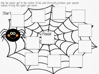 Bright Ideas SLP: Halloween Speech & Language Unit