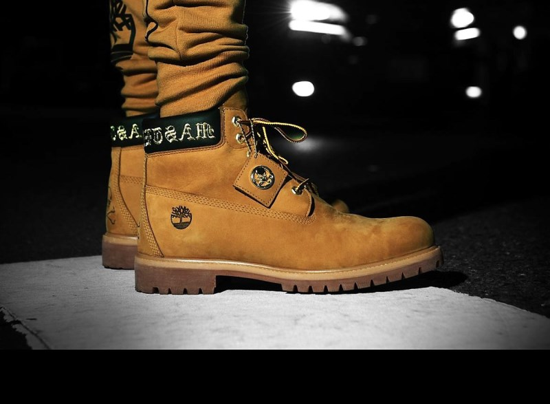 timberland mastermind japan collaboration