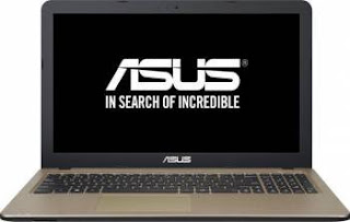 Laptop Asus X540SA Intel Celeron N3060