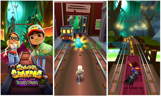 Subway Surfers Terbaru 1.62.0 APK