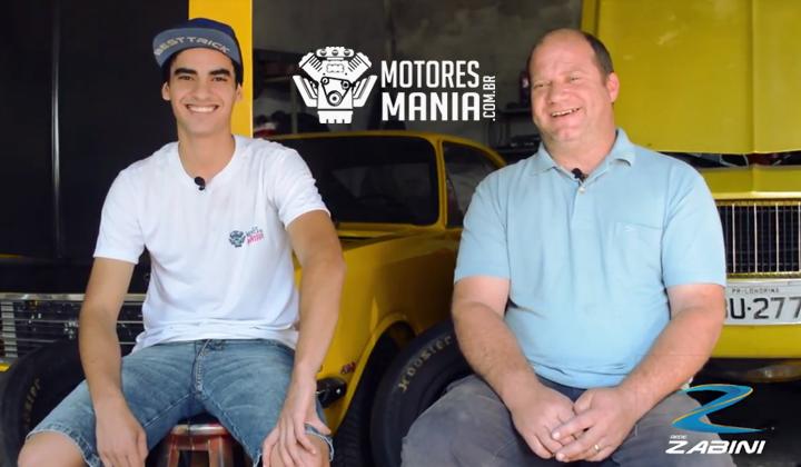 Conversando com um dos pioneiros do racha automotivo em Londrina/PR