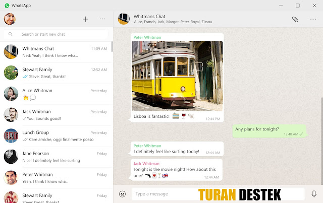 Bilgisayardan WhatsApp Kullanma Programı İndir