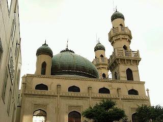Masjid Kobe-Jepang, Masjid Pertama yang Istimewa