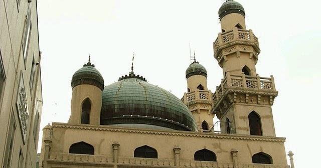 Mengenal Tiga Masjid Bersejarah di Jepang