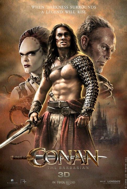 Trailer en español de Conan El Bárbaro