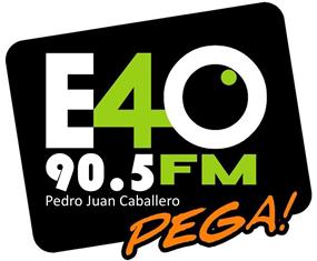 Rádio 40 FM de Pedro Juan Caballero - Paraguai ao vivo