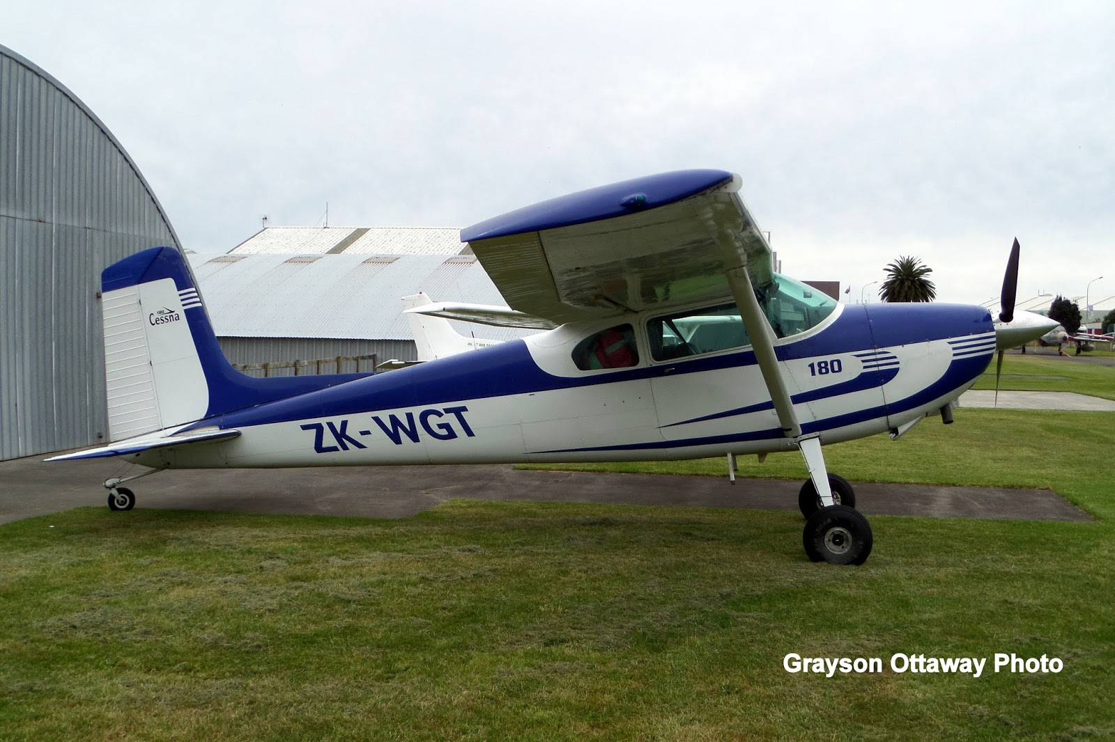NZ Civil Aircraft: Will You Still Need Me - Will You Still