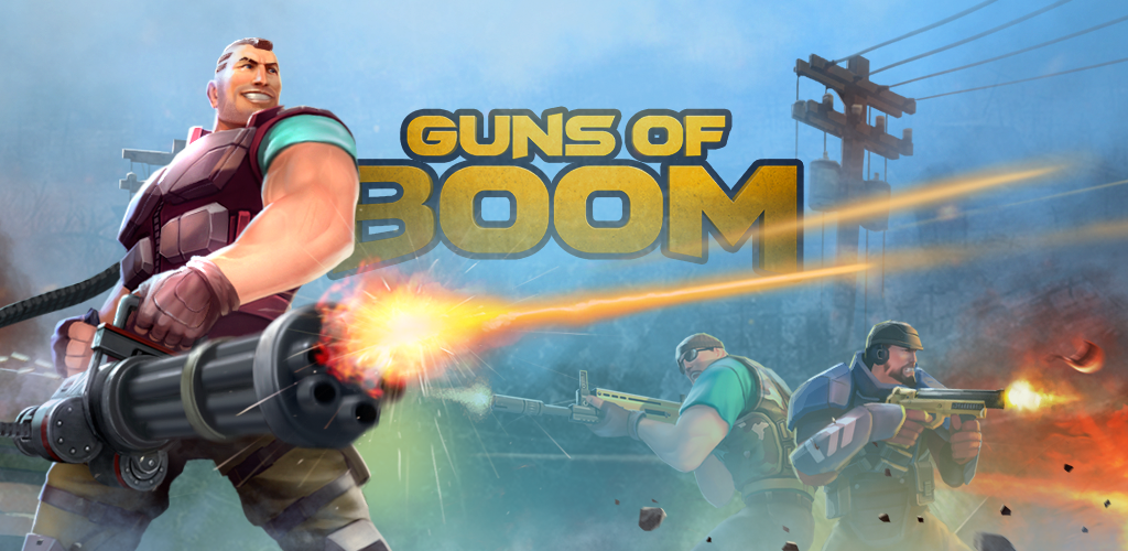 guns of boom mod apk download
