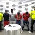 Capturan seis personas que se dedicaban al hurto en la modalidad de atraco a mano armada