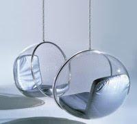 Silla Bubble de Eero Aarnio