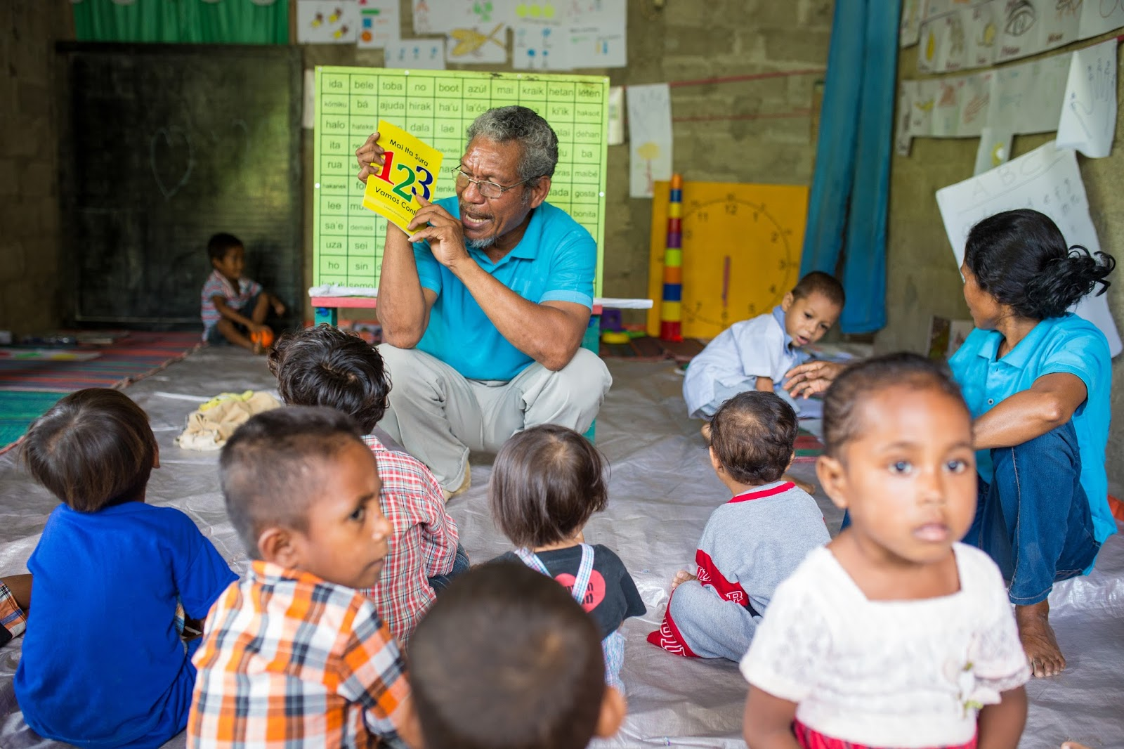 UNICEF Timor-Leste: Educating Young Children to Promote ...