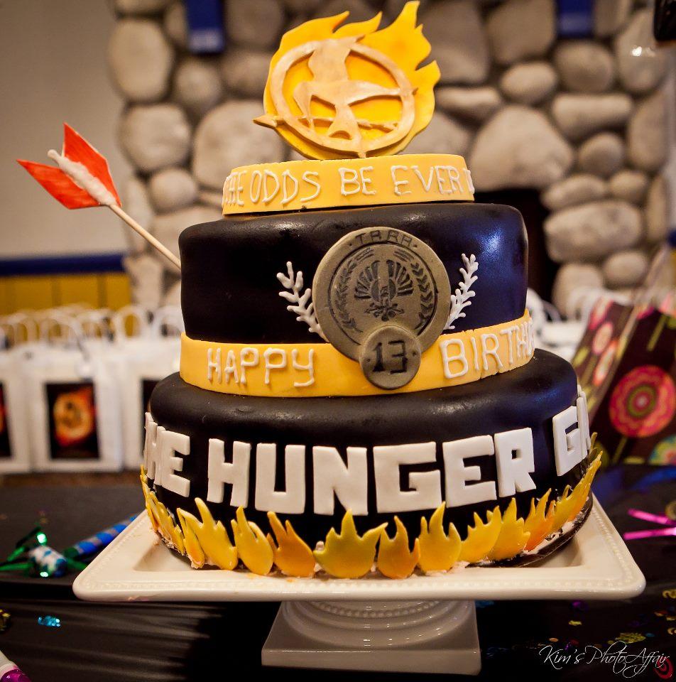 Aller Manger!: Let The Hunger Games Begin