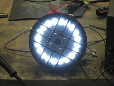 Cara Bikin Lampu Led Untuk Lampu Utama Motor Atau Mobil Off Road Caratekno