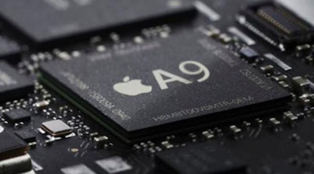 Apple A9 chipset best mobile processor