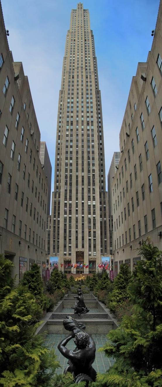 Rockefeller Center, New York: