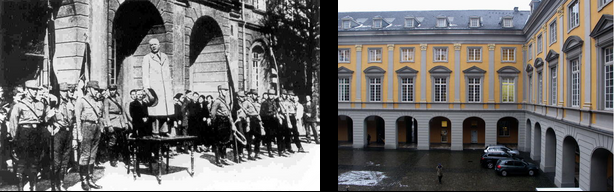 Bonner Universität hitler