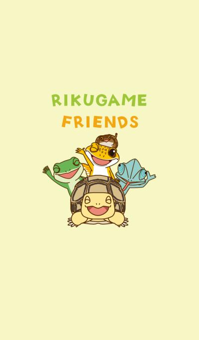 Tortoises, frogs, chameleons, etc.Themes