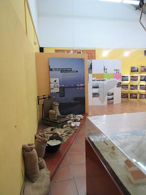 Museo para  conocer las salinas de Santa Pola